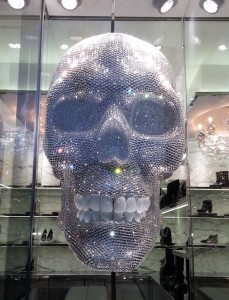 From a window display.. and people call me shiny and tacky..